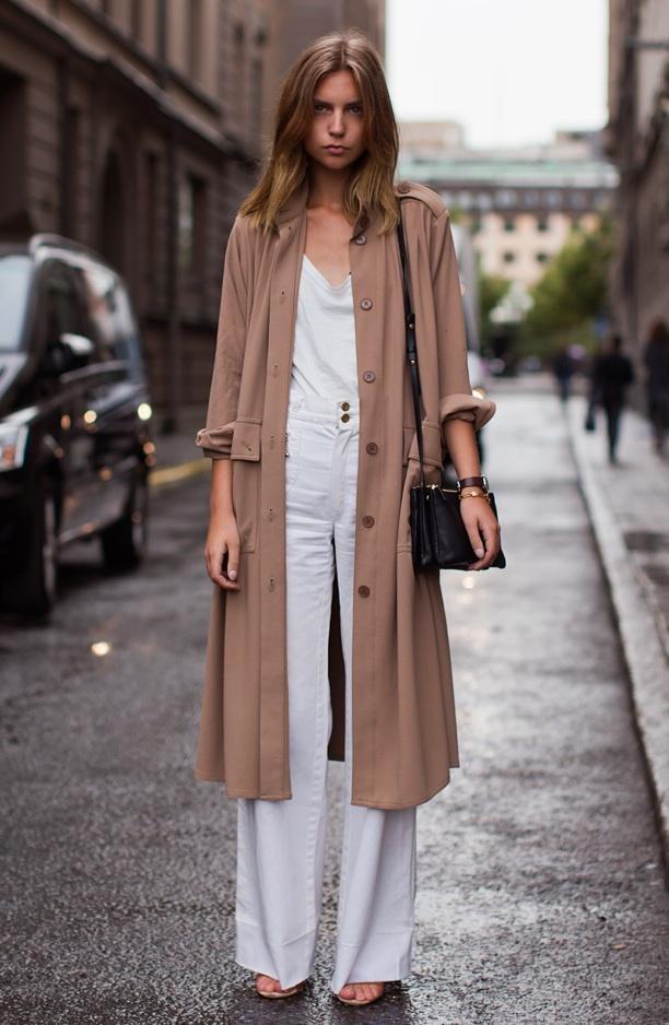 Street Style: Long Coats