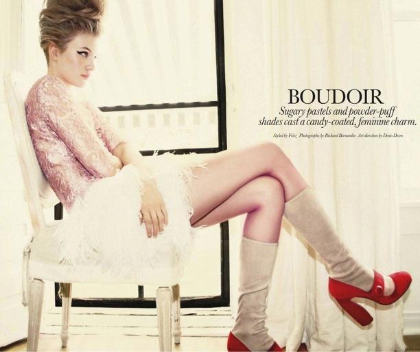 Boudoir | ELLE Canada