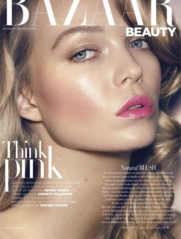 Think Pink | Harper's Bazaar UK