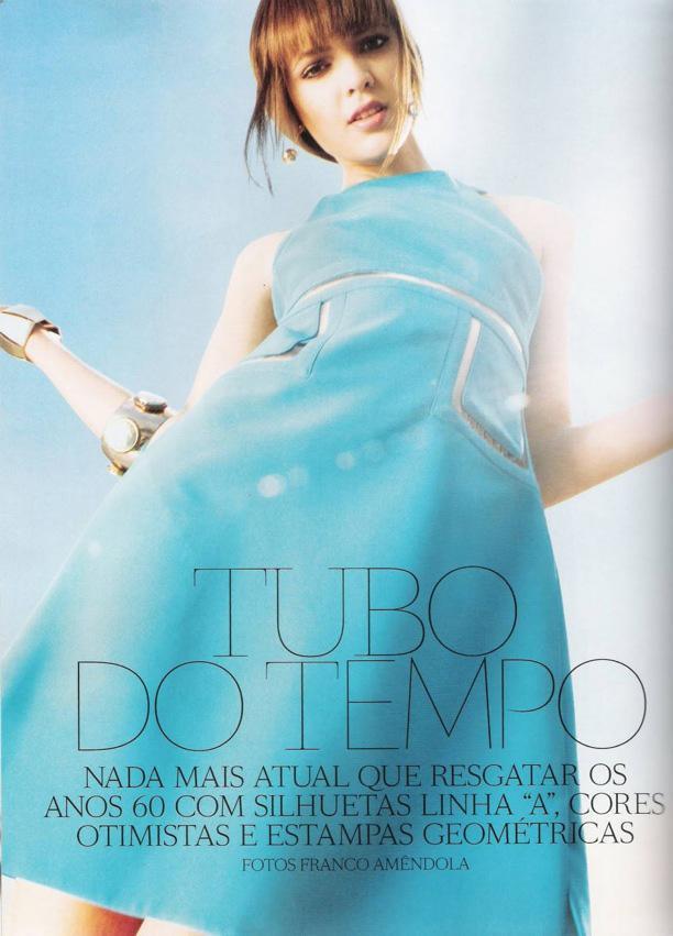 Tubo Do Tempo | Vogue Brazil