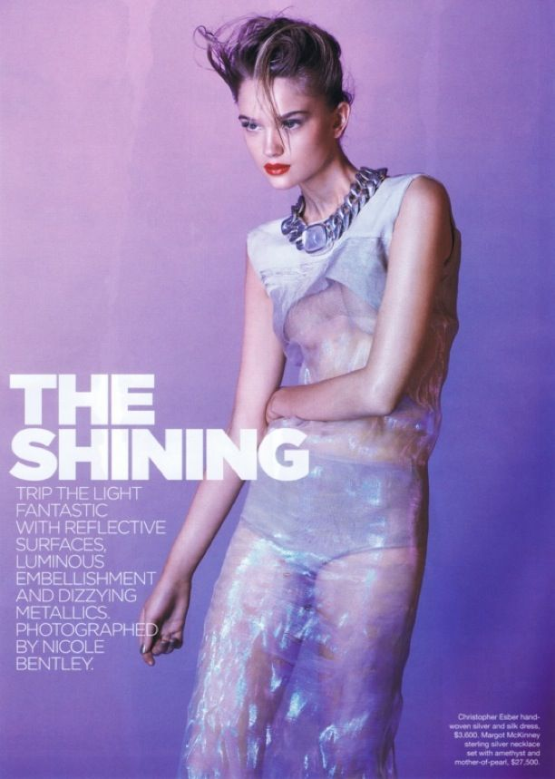 The Shining | Vogue Australia