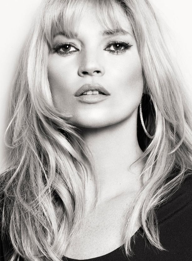 Kate Moss | Mango Spring 2012 Campaign