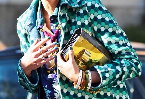 Street Style: Print Jackets