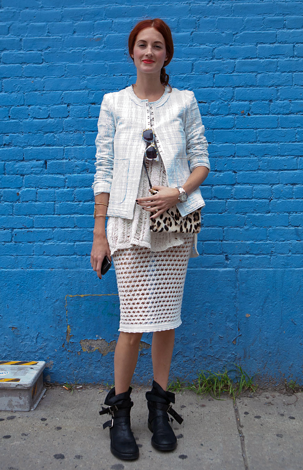 NYFW Street Style: Cross-body Bags