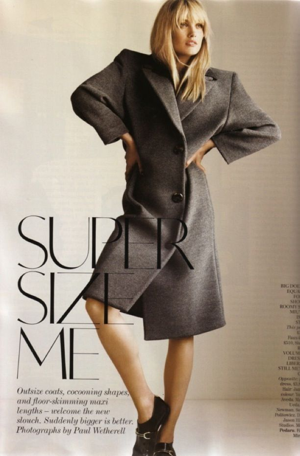 Super Size Me | Vogue UK