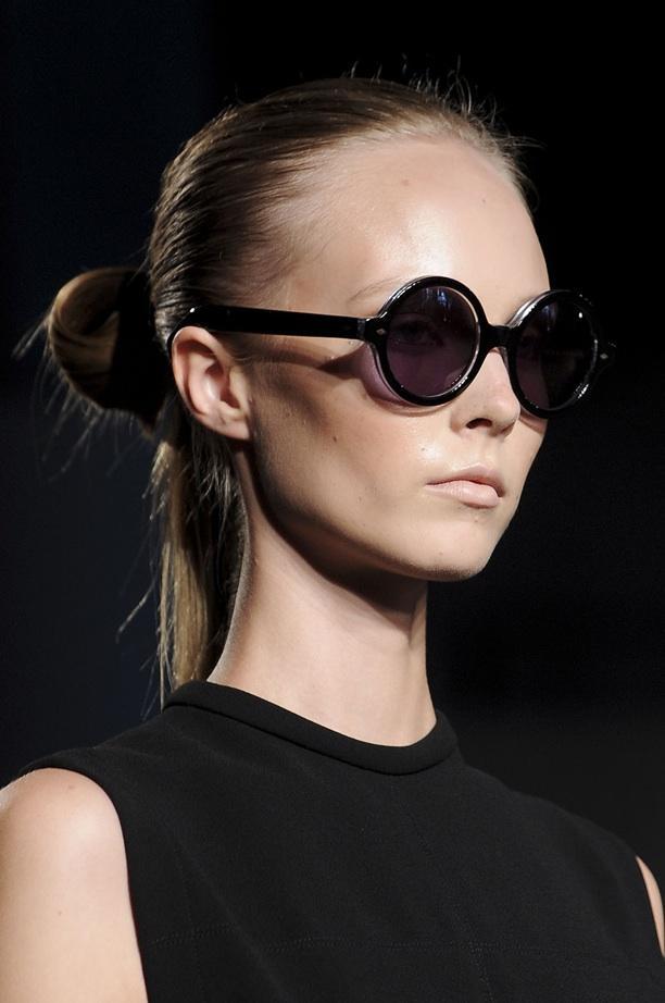 S/S 2012 Hair + Shades: Yigal Azrouel | Rachel Comey