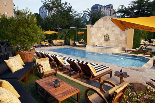 Hotel ZaZa Dallas!
