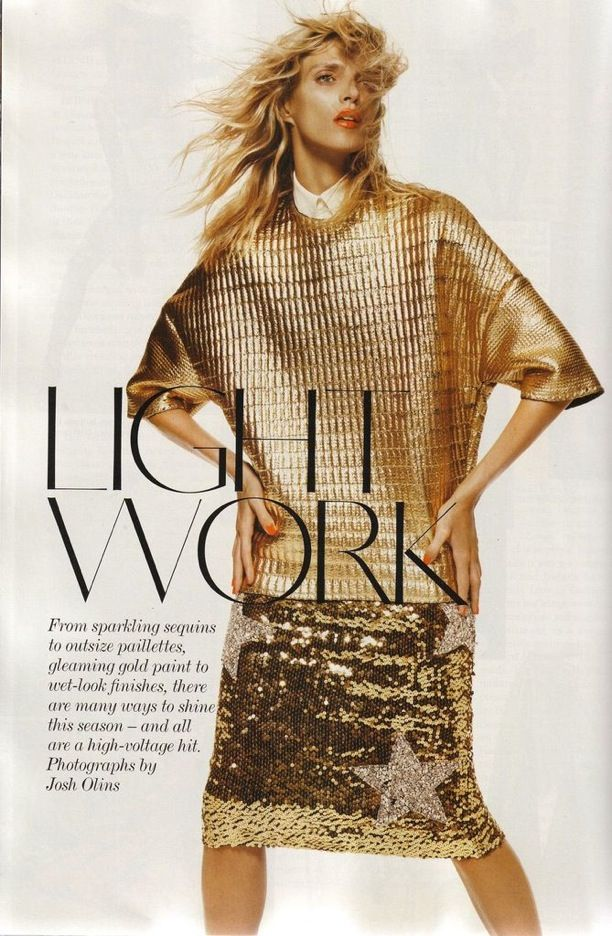Light Work | Vogue UK