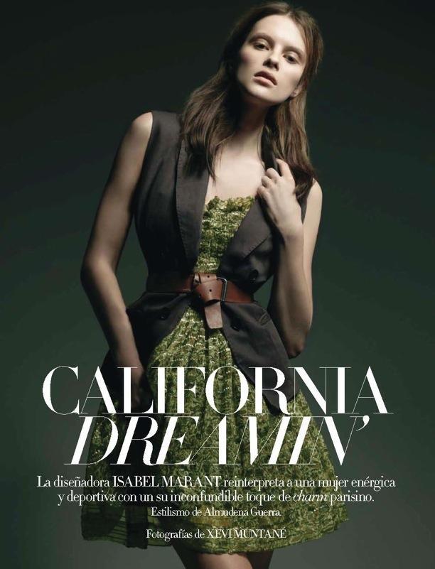 California Dreamin' | Harper's Bazaar España