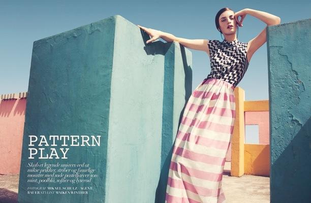 Pattern Play | Costume