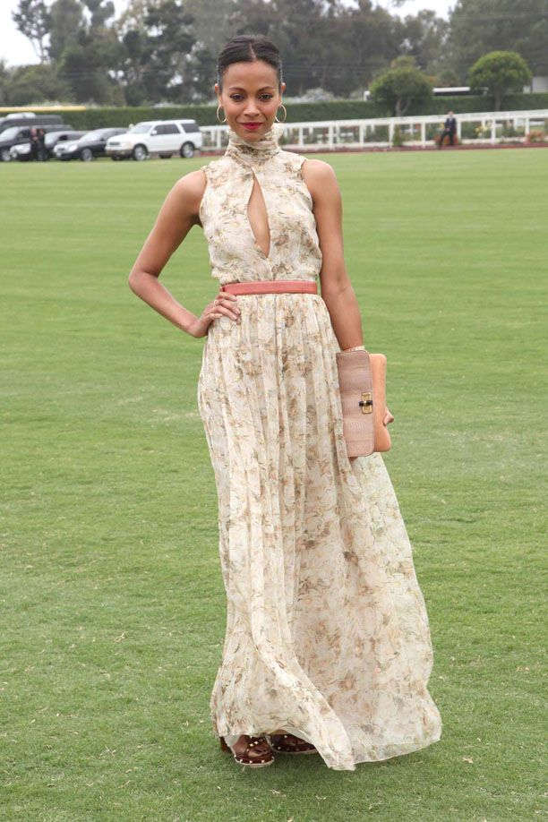 Look of the Day: Summer Gown
