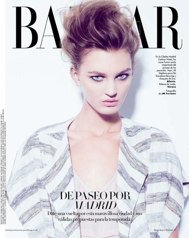 Álter Ego Español | Harper's Bazaar México