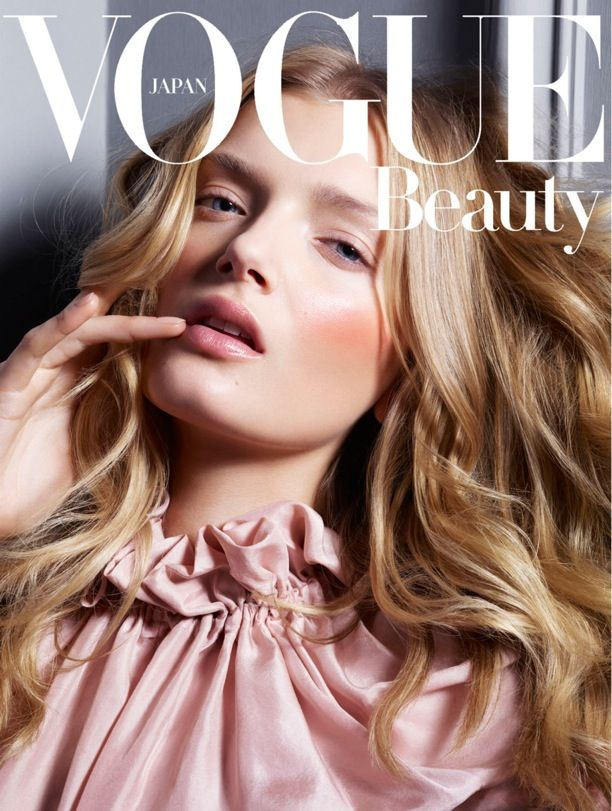 Pinks, Peaches + Mauves | Vogue Nippon