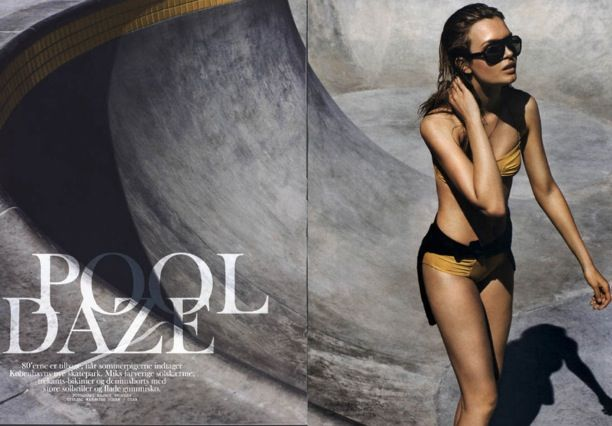 Pool Daze | Cover Magazine