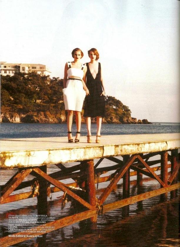 Retro Summer   Vogue Turkey