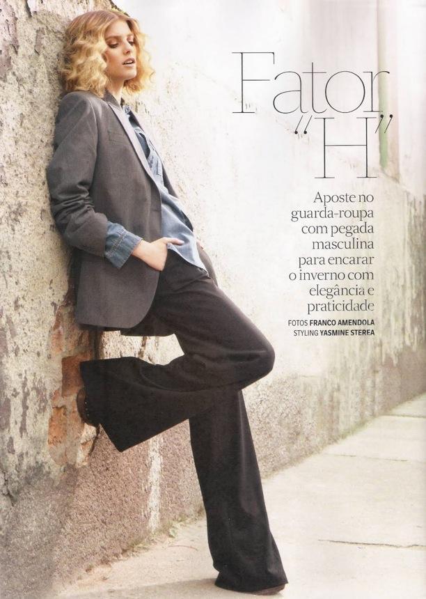 "Fator ""H"" | Vogue Brazil"