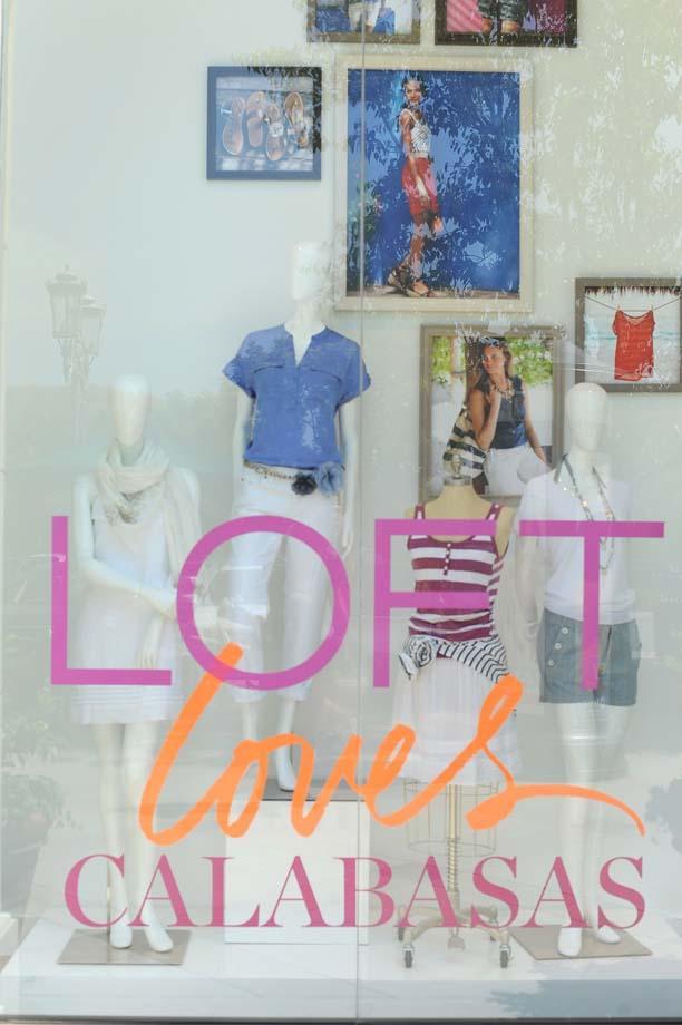 Store Opening - LOFT Calabasas