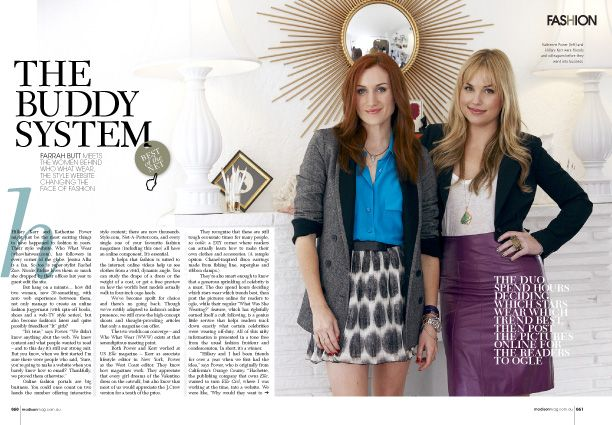 In the News: Who What Wear profile in madison magazine!