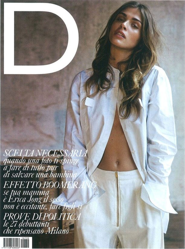 Follow Your Instincts | Elisa Sednaoui for D la Repubblica