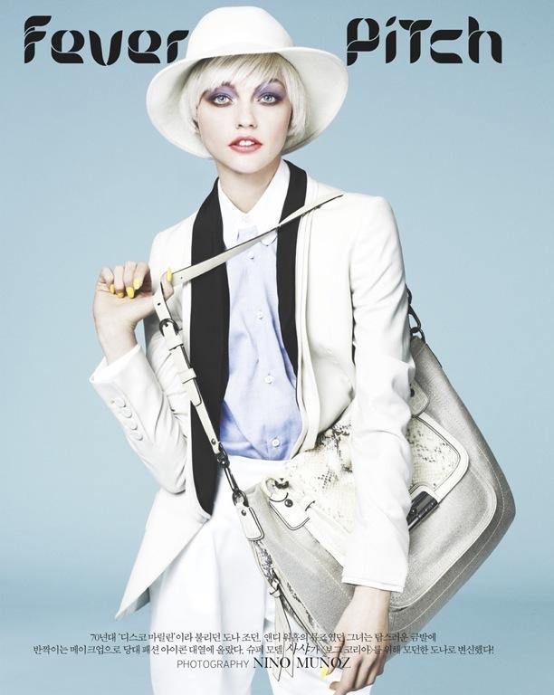 Fever Pitch | Vogue Korea