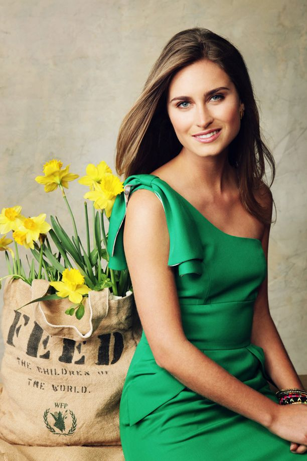 Lauren Bush for Gilt Groupe
