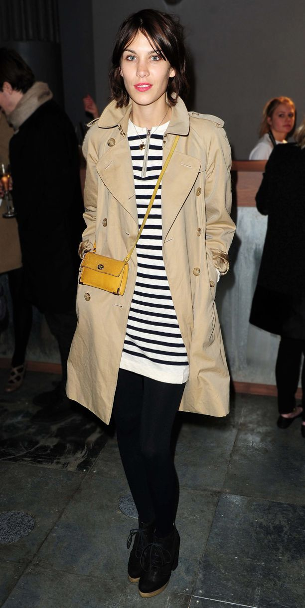 Look of the Day: Yellow Pop