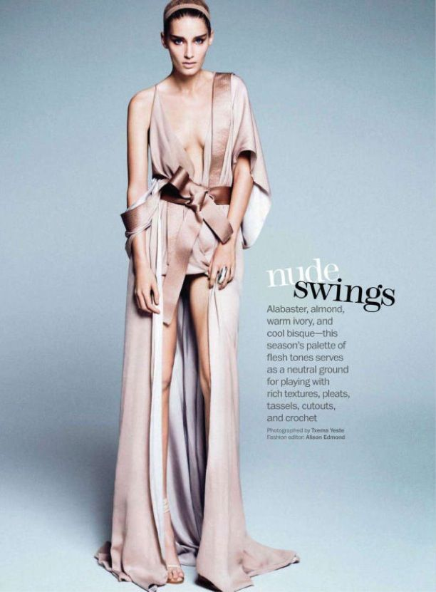 Nude Swings | Marie Claire