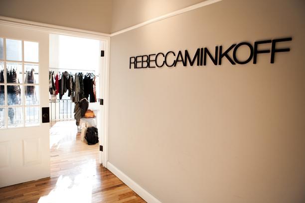 NYFW: Visiting Rebecca Minkoff