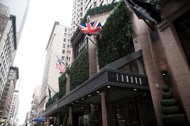 NYFW: Check in at The London NYC