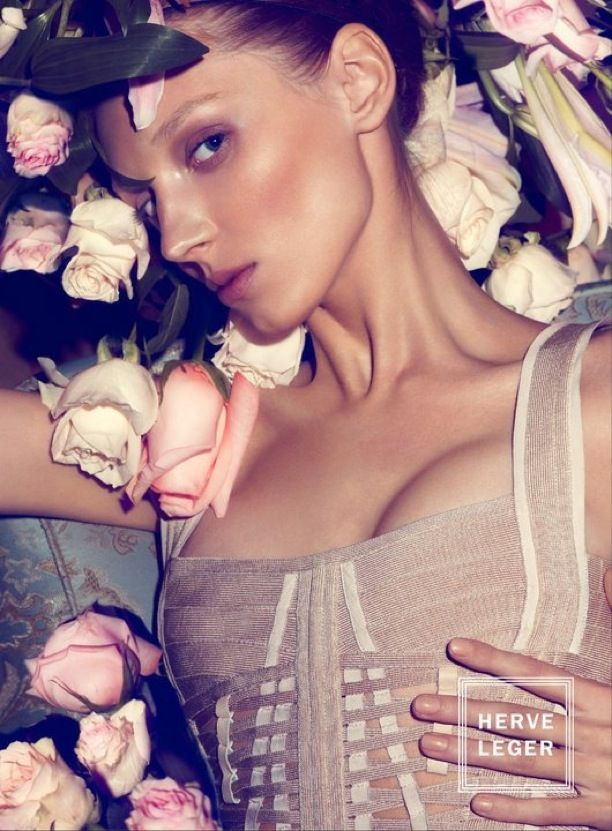 Herve Leger S/S '11 Ad Campaign