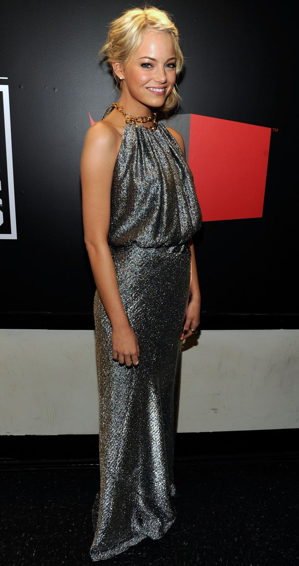 Look of the Day: Shimmer