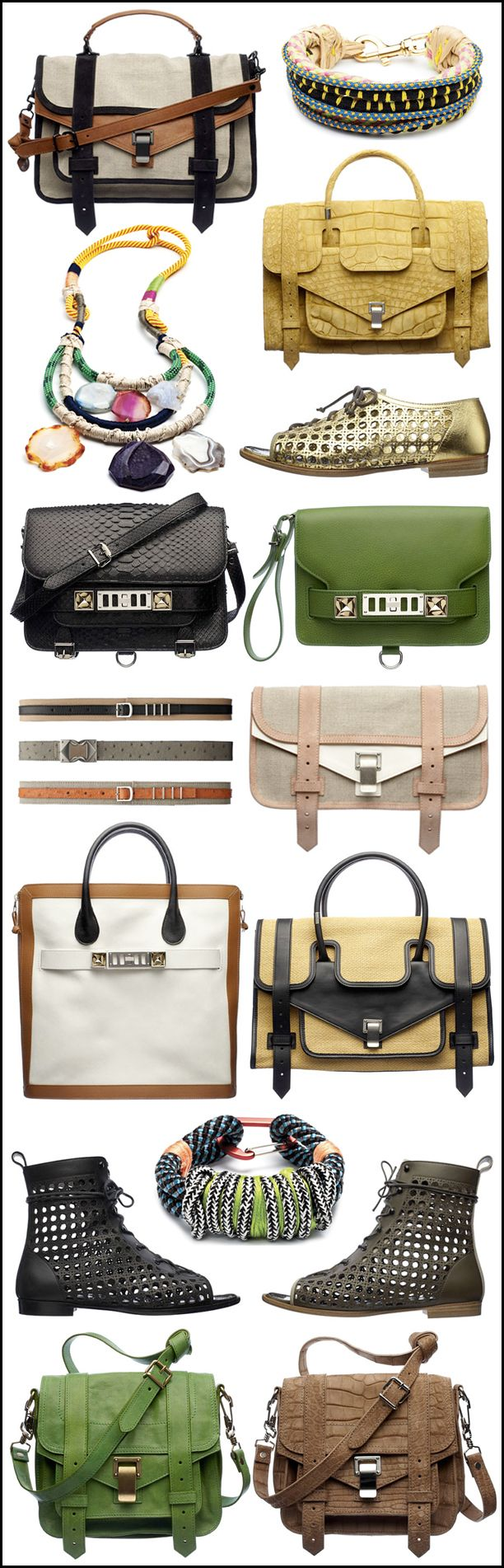 Proenza Schouler Pre-Spring/Summer 11 Accessories