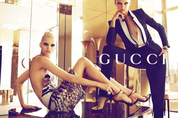 Gucci S/S 2012 Campaign