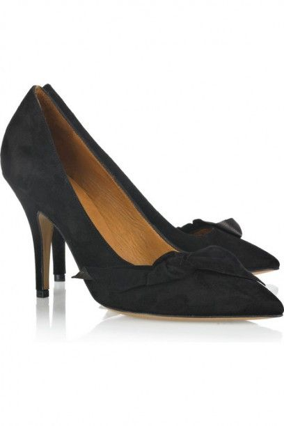 Isabel Marant Bow Pumps
