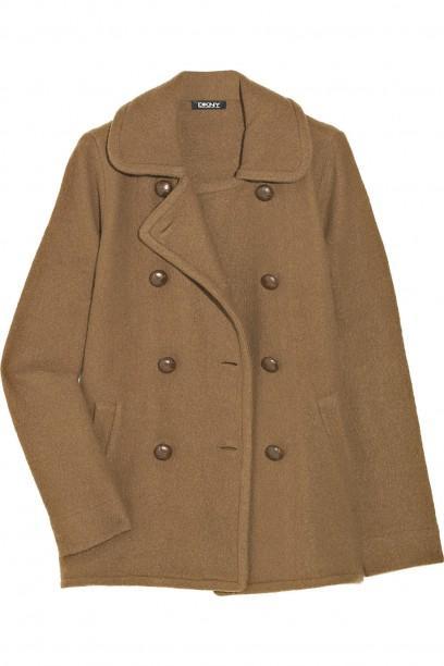 Camel Coat Contest: DKNY