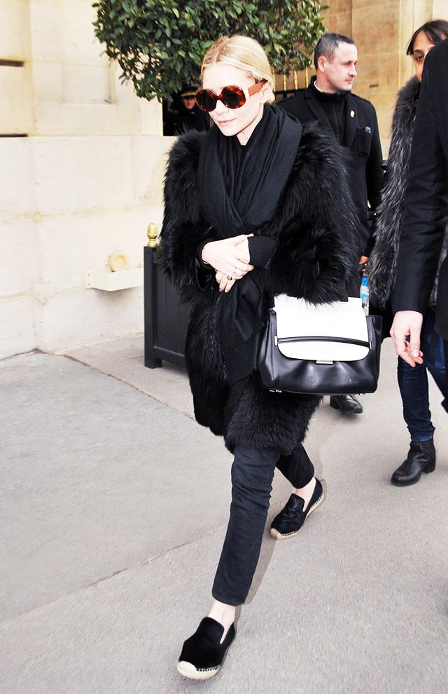 The Olsen Twin Guide To Fall Dressing Whowhatwear Uk