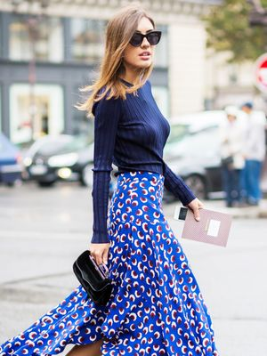 Tip of the Day: How to Make Your Skirt Stand Out