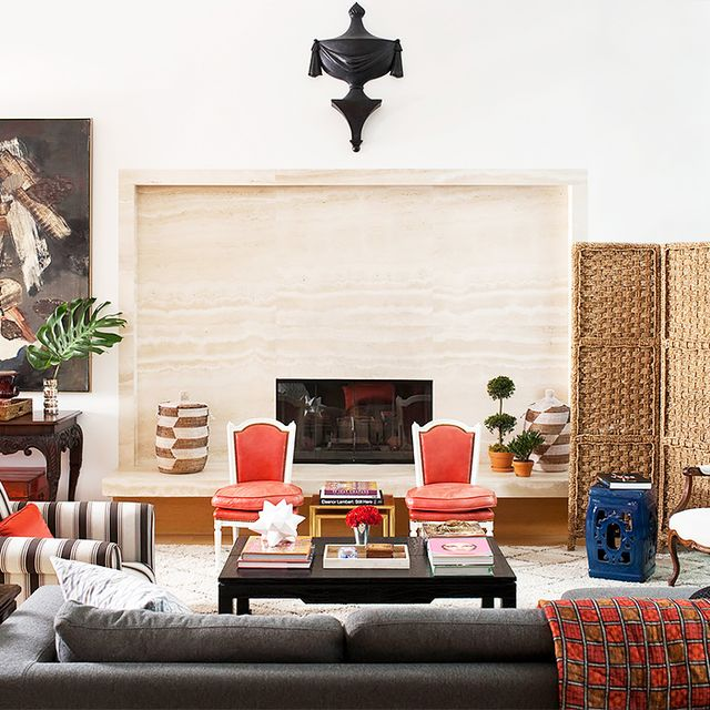 Cozy Up! 14 Inspiring Fireplaces Fit for Fall