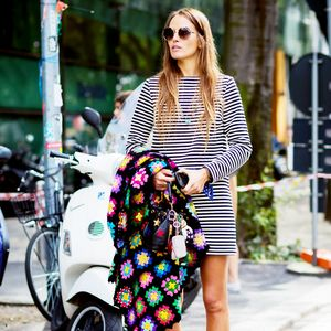 Every Way to Wear a Classic Striped Dress