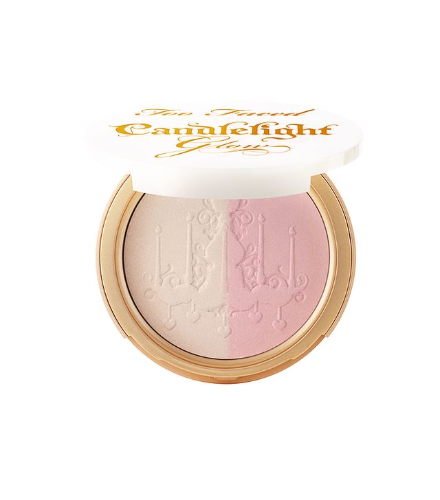 This Dummy-Proof Highlighter Gave Me Candlelit Skin