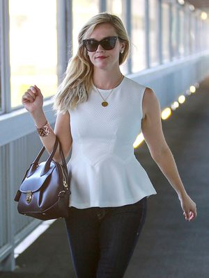 Your No-Brainer 9-to-5 Look, Courtesy of Reese Witherspoon