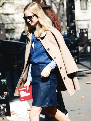 Tip of the Day: Denim-on-Denim for the Office