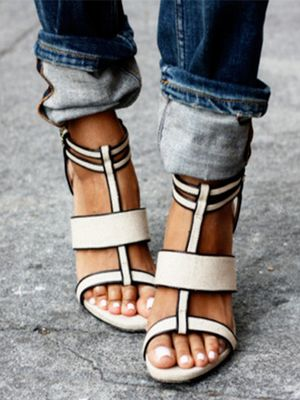 #TuesdayShoesday: 9 Majorly Marked-Down Strappy Heels