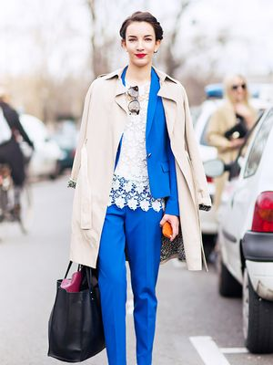 The (Free) Trick to Looking Like A Fashion Editor