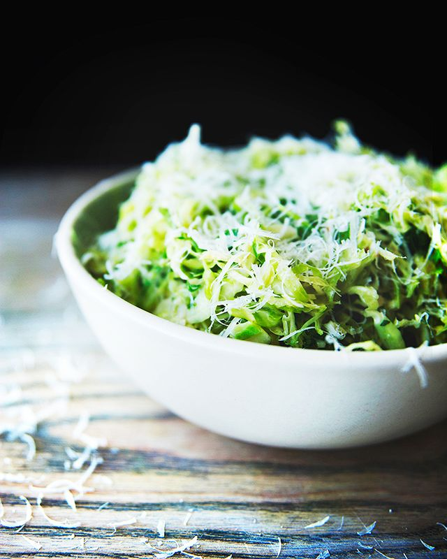 Your New Favourite Salad: Brussels Sprout Caesar