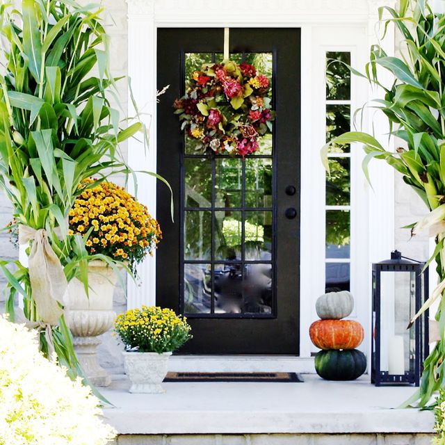 3 New Ways to Add Fall Style to Your Front Porch