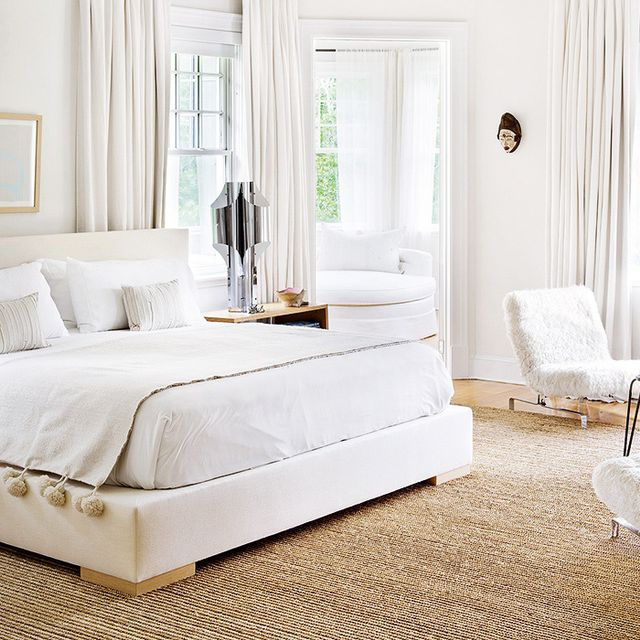 Get the Look: A White Bedroom That's Anything But Boring