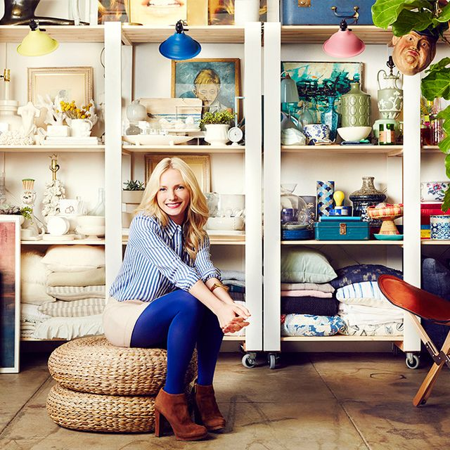 Exclusive: Tour Emily Henderson's Chic LA Studio