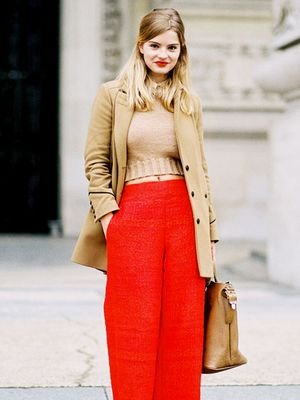 Tip of the Day: Give your Office Look a Pop of Red
