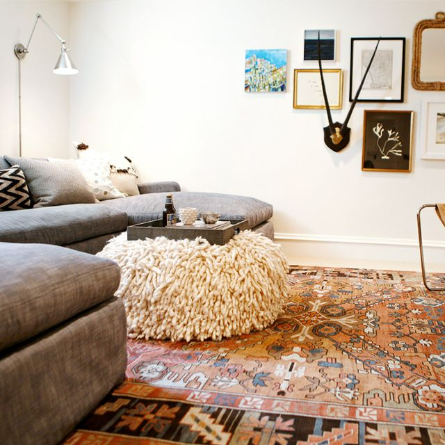 Before and After: A Raw Seattle Basement Becomes a Calming Retreat